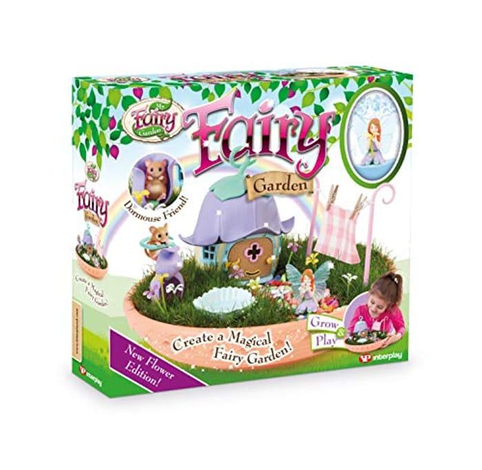 Best Ever Price! My Fairy Garden Fairy Garden