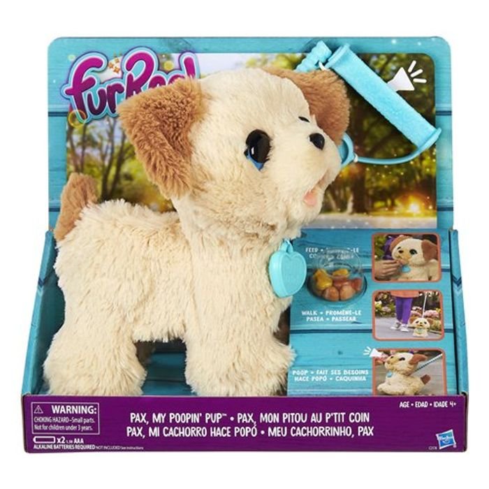 Best Ever Price! furReal Pax, My Poopin' Pup