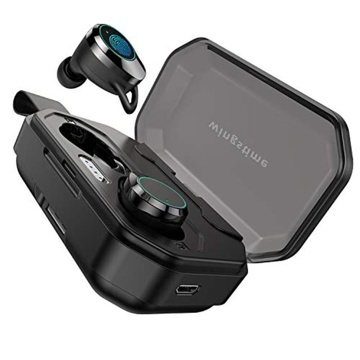 Wingstime Wireless Headphones 5.0 Bluetooth Earphones in Ear True Wireless
