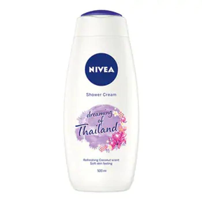 NIVEA Dreaming of Thailand Shower Gel 500ml