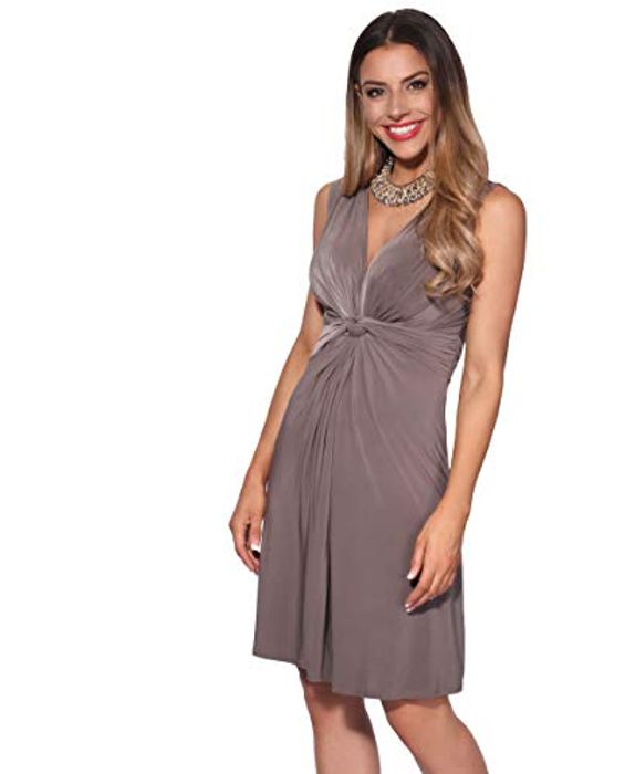Gorgeous Sexy Ruched Dress - Only £8.5!