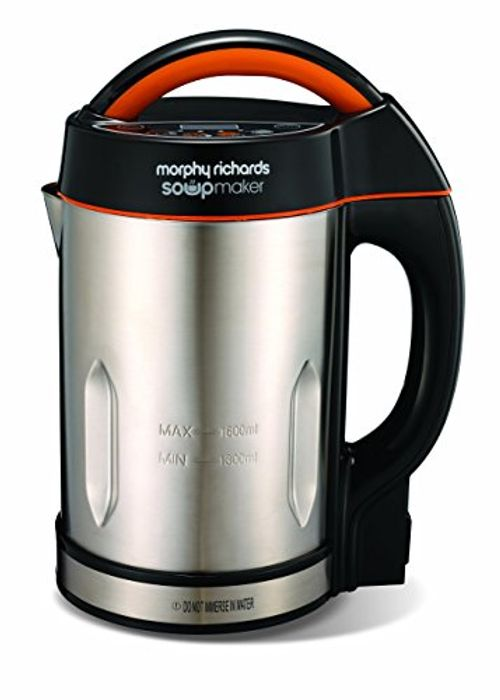 Cheap Morphy Richards Soupmaker Stainless Steel Soup Maker Only £42!