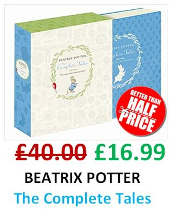 Beatrix Potter the Complete Tales (Hardcover) *4.8 STARS*