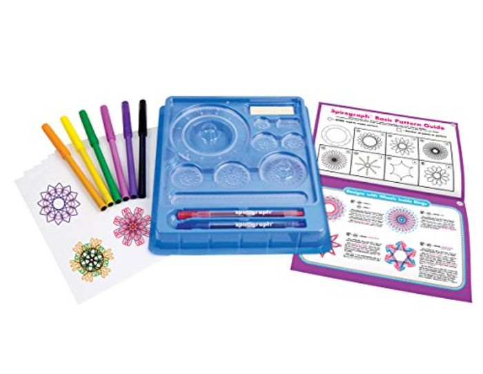 The Original Spirograph Design Set - Save £1.53!