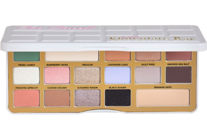 TOO FACED White Chocolate Bar Shadow Palette 17.7g Only £24.99