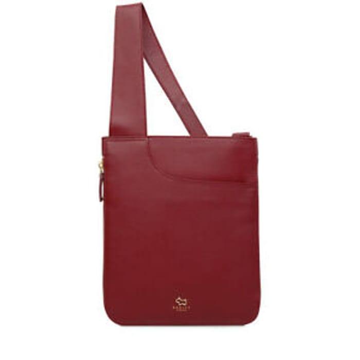 Radley Leather Cross Body Bag 7 Colours - £43 Delivered - 66% Off