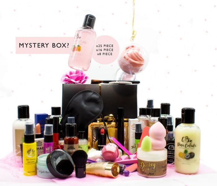 Mystery Gift Box.