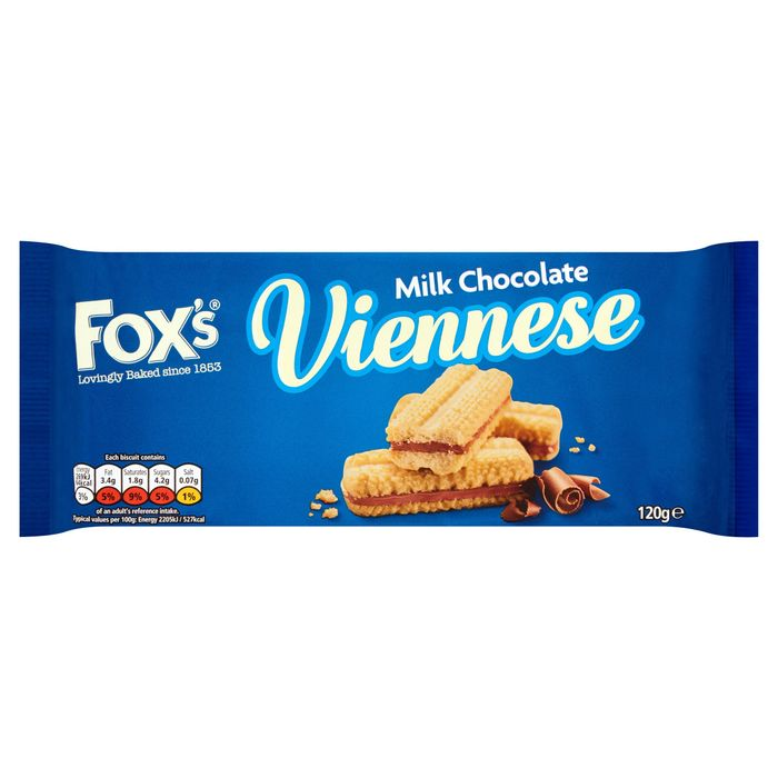 Foxs Chocolate Viennese