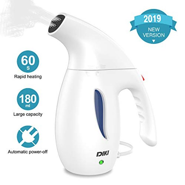 Fabric Hand Steamer for Ironing Wrinkles