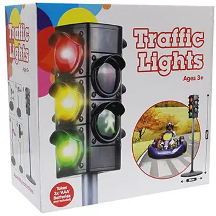 Role Play Traffic Lights - Save £5 with Code!