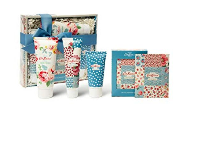 Best Ever Price! Cath Kidston Beauty Cottage Patchwork Pamper Hamper