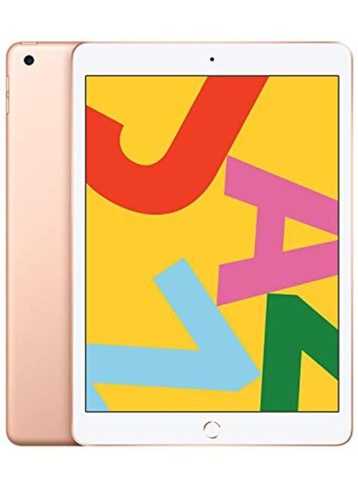 Apple iPad (10.2-inch, Wi-Fi, 32GB) - Gold (Latest Model)