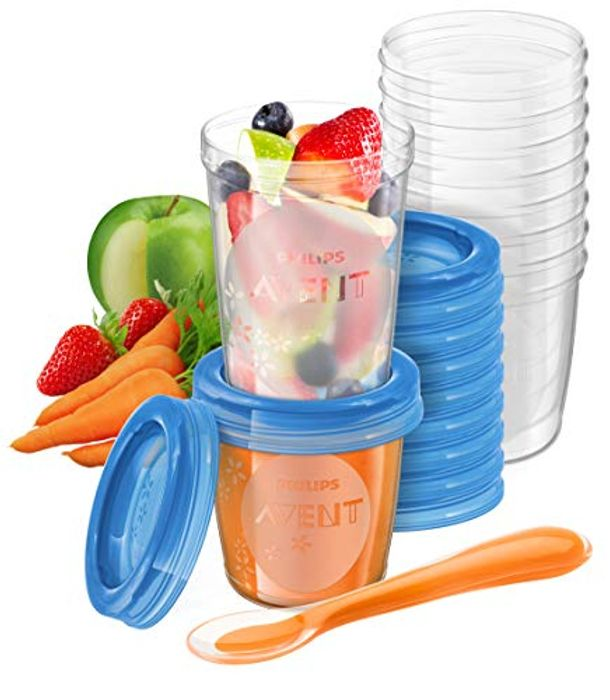 FREE Philips Avent Storage Cups Worth £24.99 With Any Kids Item Inc Toys Min £10