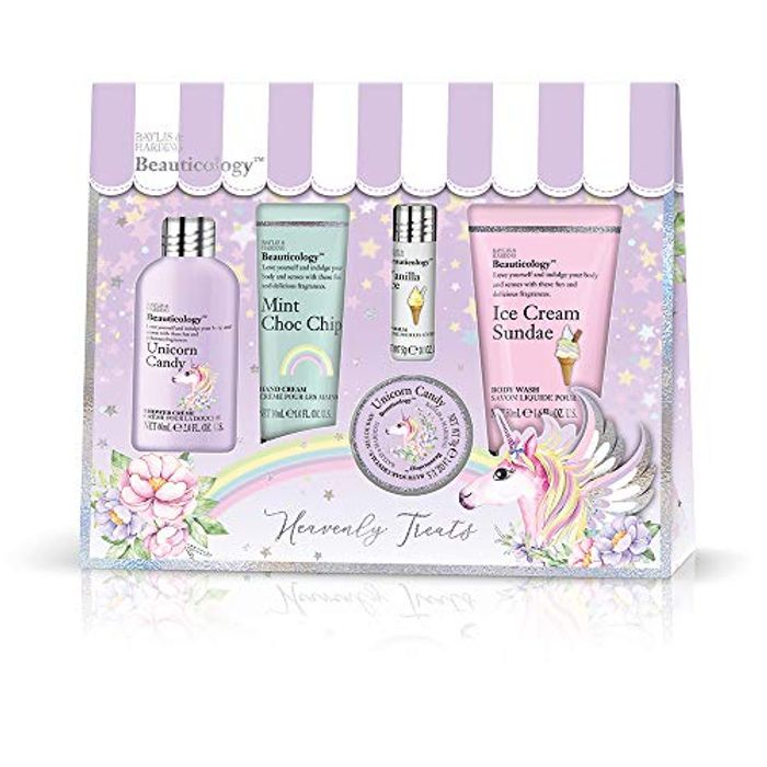Best Ever Price! Baylis & Harding Beauticology Unicorn Perfect Pamper Gift Set