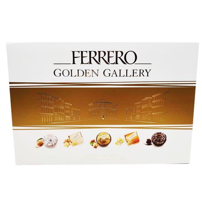 Ferrero Golden Gallery 22 Piece £4 at Fulton Foods