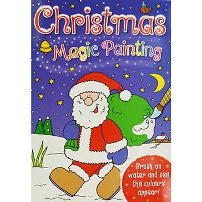 Christmas Magic Painting - Assorted