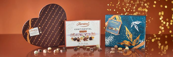 Deal Stack 3 for 2 + 15% Off Code + FREE Gift + Free Delivery At Thorntons