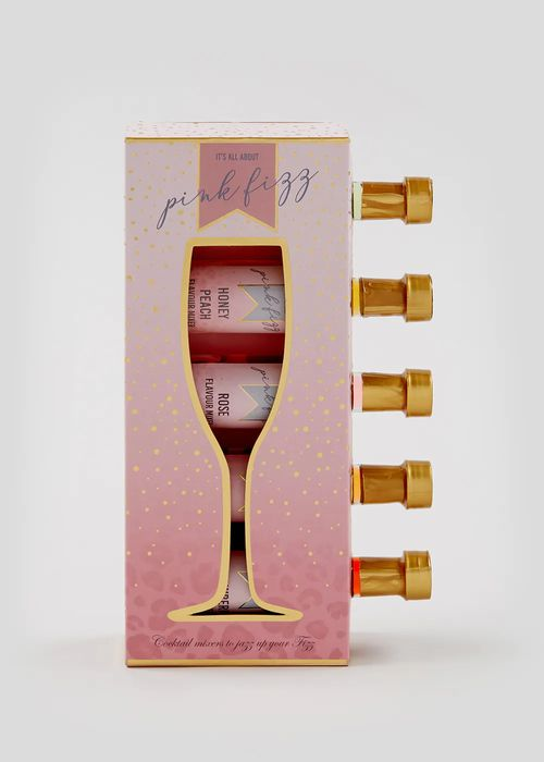 5 Pack Flavoured Pink Fizz Toppers, Only £3.50!