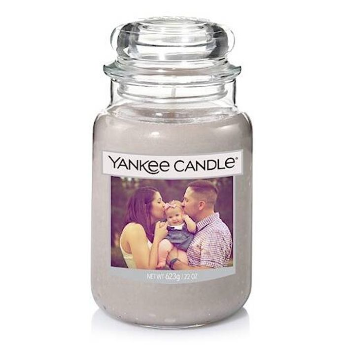 4 X Yankee Candle Large Festive Jars