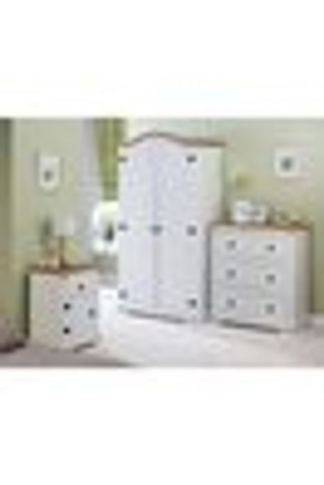 Monterrey 3-Piece Bedroom Furniture Set