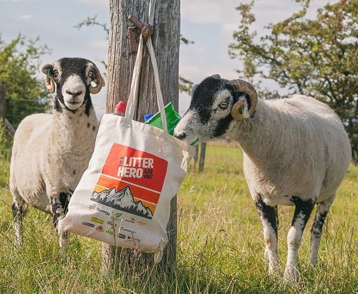 BBC Countryfile Magazine Litter Heroes Bag
