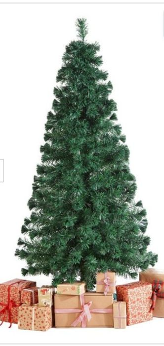6ft Fibre Optic Christmas Tree
