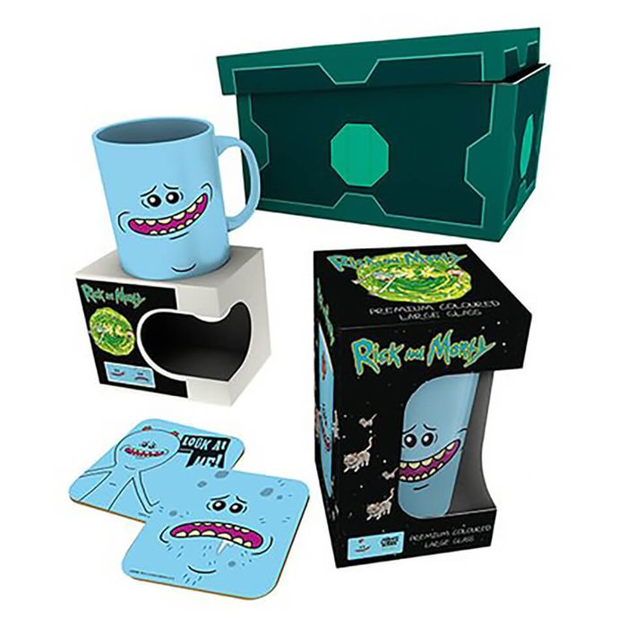 Rick and Morty (Meeseeks) Gift Box