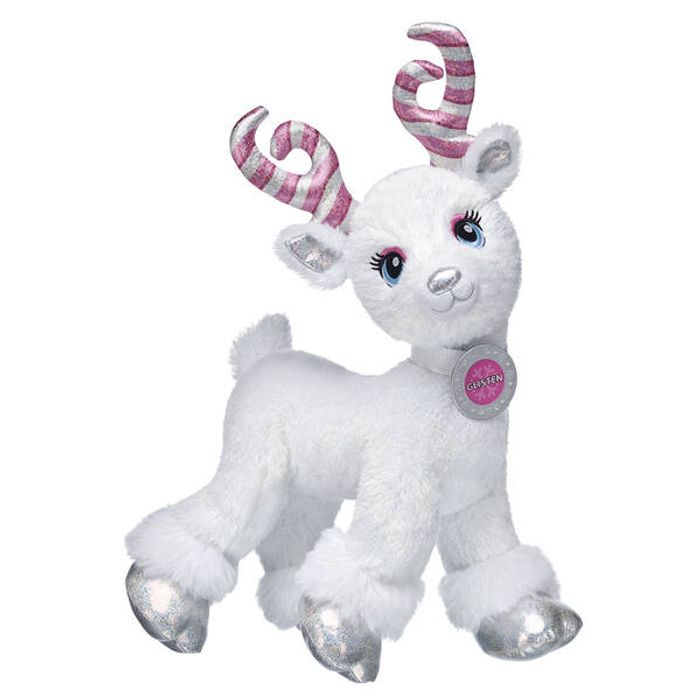 Candy Cane Glisten at Build a Bear