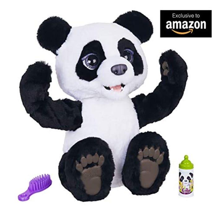 Fur Real Friends Panda Cub