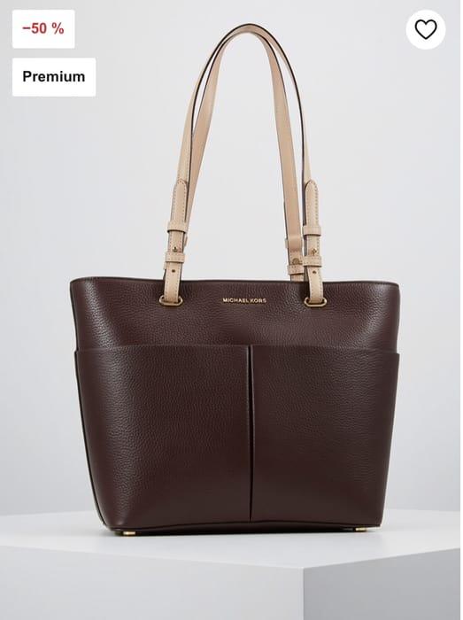 Michael Kors Bedford Pocket Tote Handbag Now £90 Newsletter Sign up Required