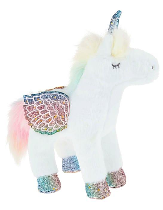 Amazing Amena Unicorn Toy at Monsoon