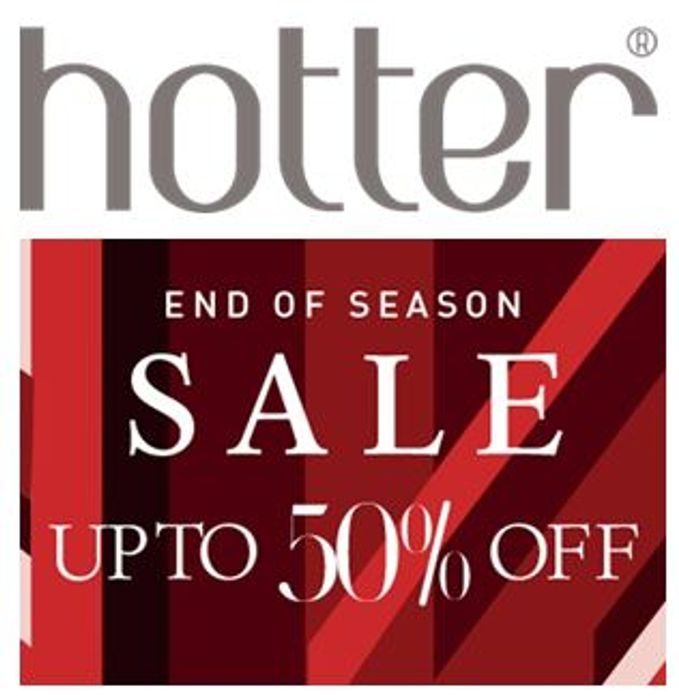 HOTTER SHOES - January Sale - up to 50
