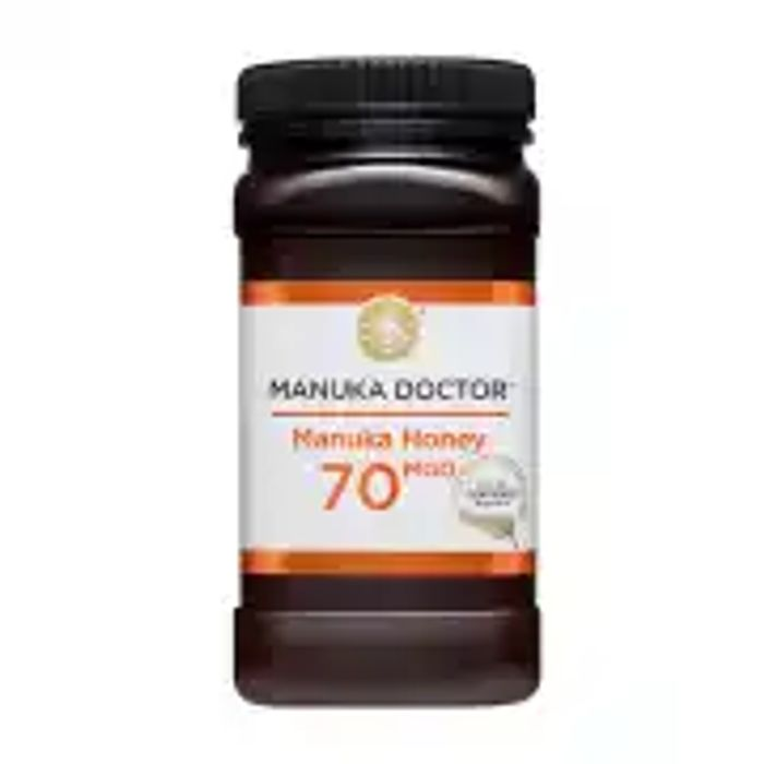 Manuka Doctor Multifloral Manuka Honey MGO 70 1kg