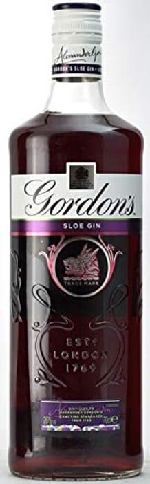 Gordon's Sloe Gin 700ml Bottle £11 - Prime