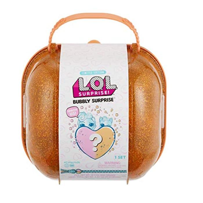 L.O.L. Surprise! Bubbly Surprise, Orange