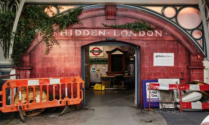 Get a Free 50% off Voucher for the London Transport Museum