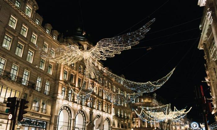 20% off a London Christmas Lights Tour