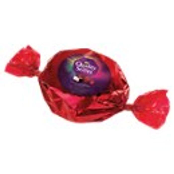 Quality Street Giant Strawberry Chocolates / Purely Purple One
