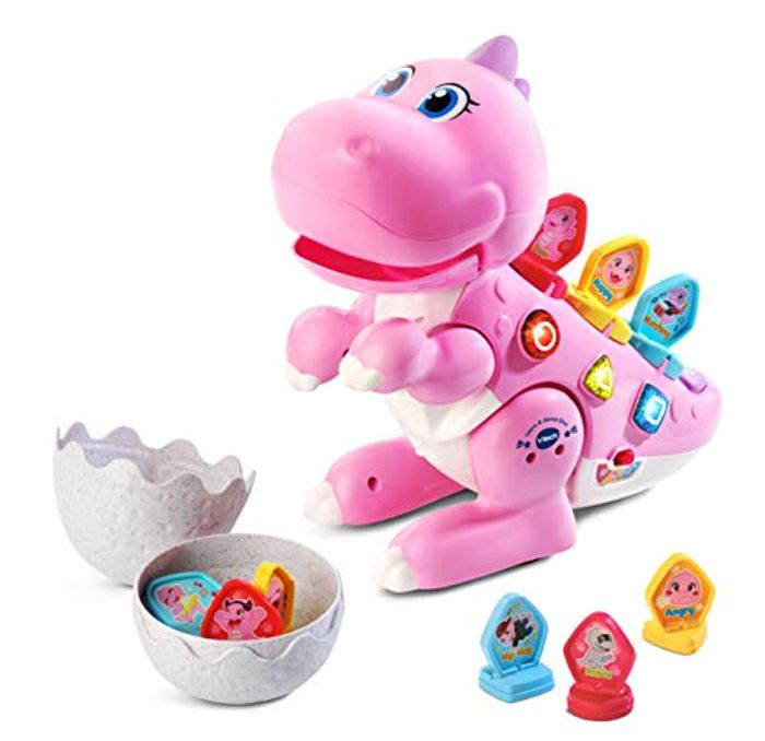 Best Ever Price! VTech Learn & Dance Dino Baby Interactive Toy