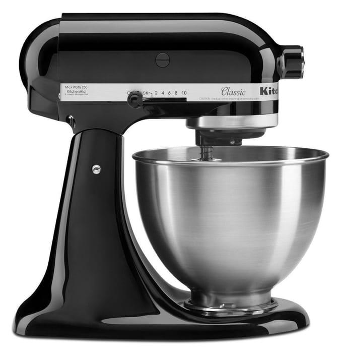 Best Price! KitchenAid 4.3L Classic Stand Mixer Onyx Black 5K45SSOB