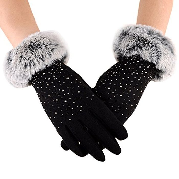 Cheap Warm Gloves Screen-Touching Design reduced by £22.3!