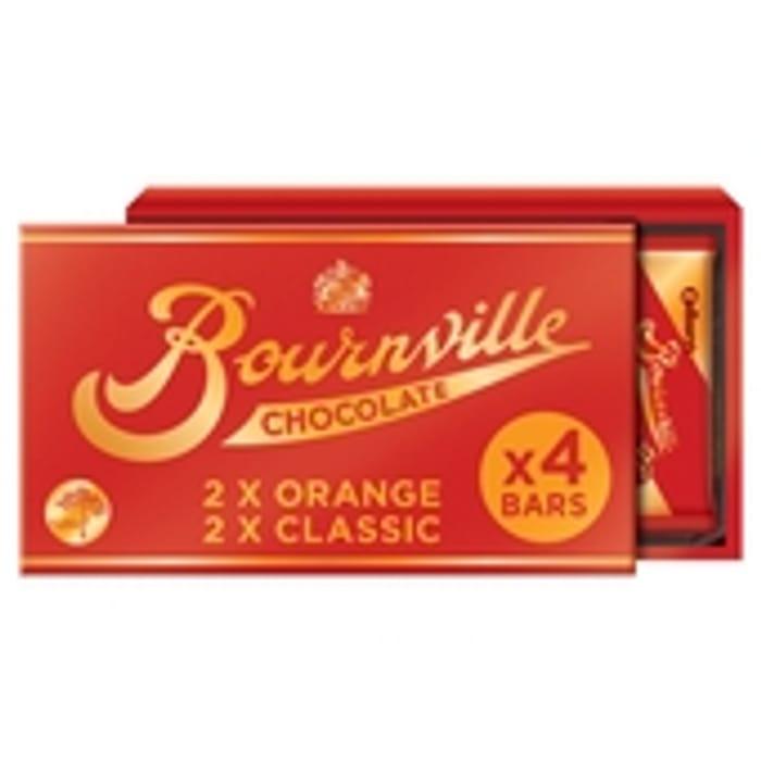 Cadbury Bournville Orange Selection Box 400g
