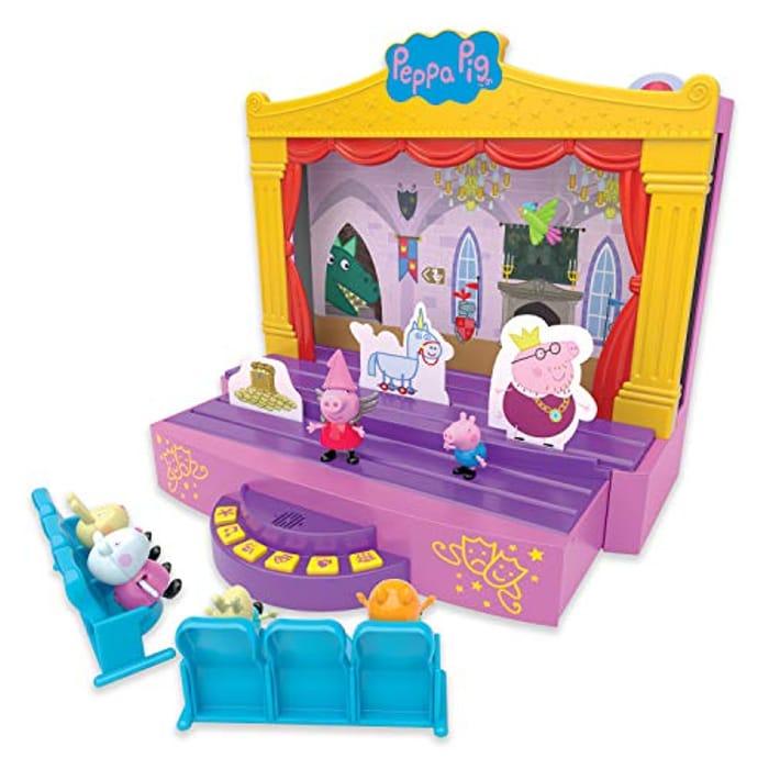 Peppa Pig Stage Playset save 61%