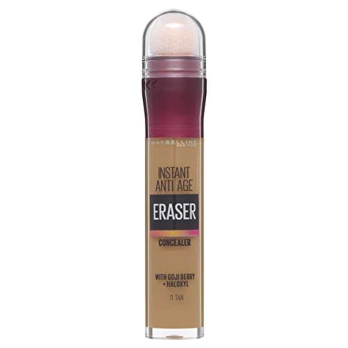 Maybelline Eraser Eye Concealer, 11 Tan, 6.8 Ml