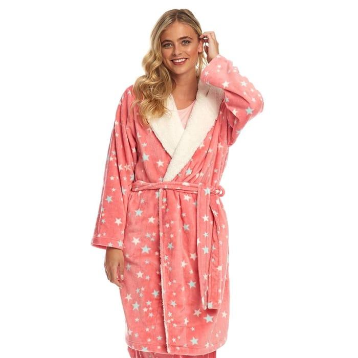 *SAVE £25* Board Angels Womens Hooded Robe
