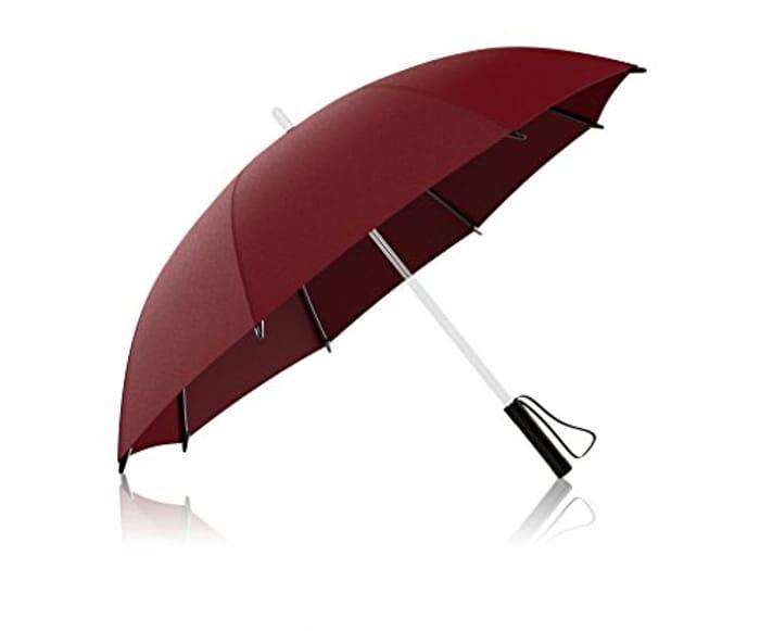 Light Saber LED Umbrella with Torch
