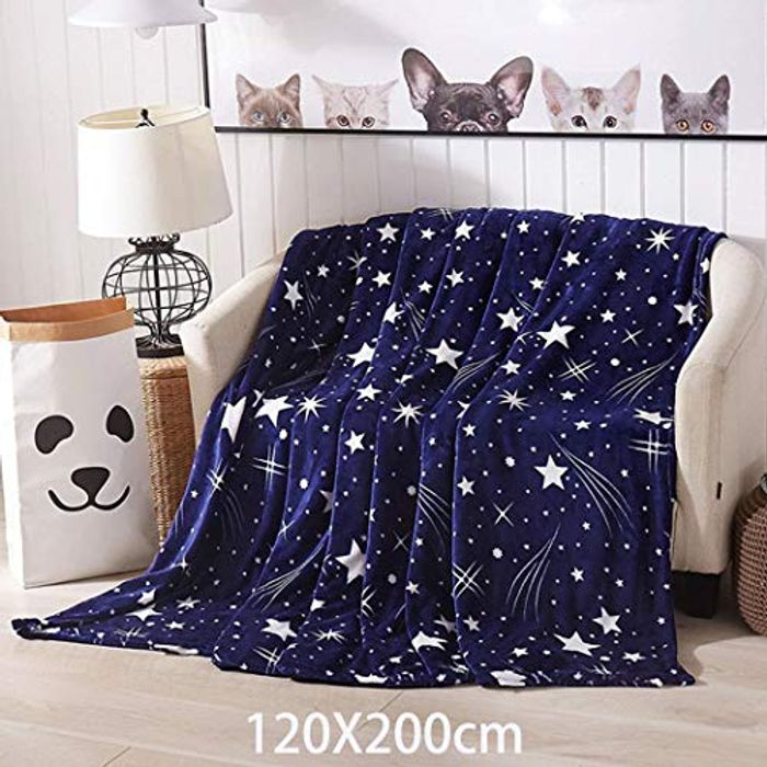 120 X 200 blankets/Throws - Various Designs