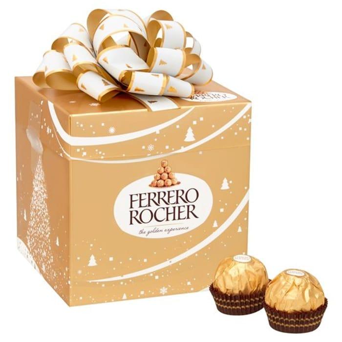 Special Offer! Ferrero Rocher Present/ Grand Rocher/ Raffaello Any Two for £6.00