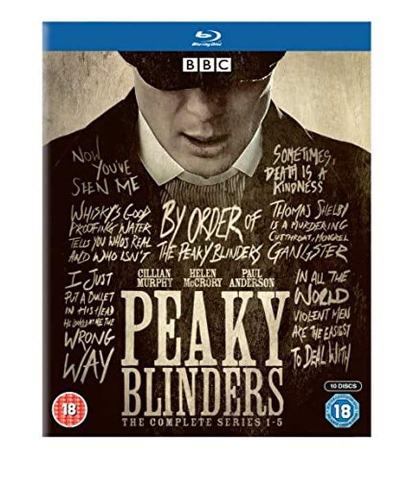 PRICE DROP! Peaky Blinders - Series 1 - 5