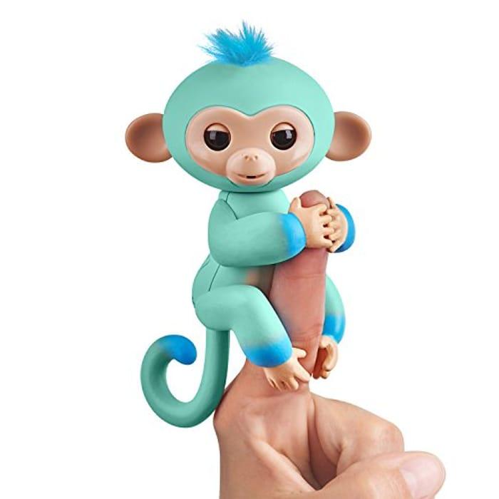 Fingerlings Monkey - Eddie